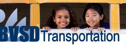 BVSD Transportation