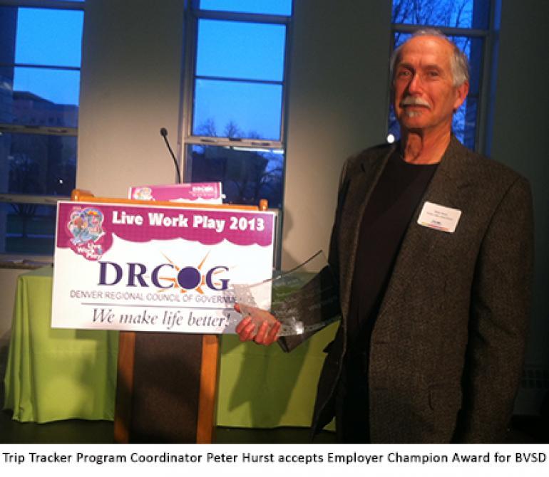 BVSD Transportation Award